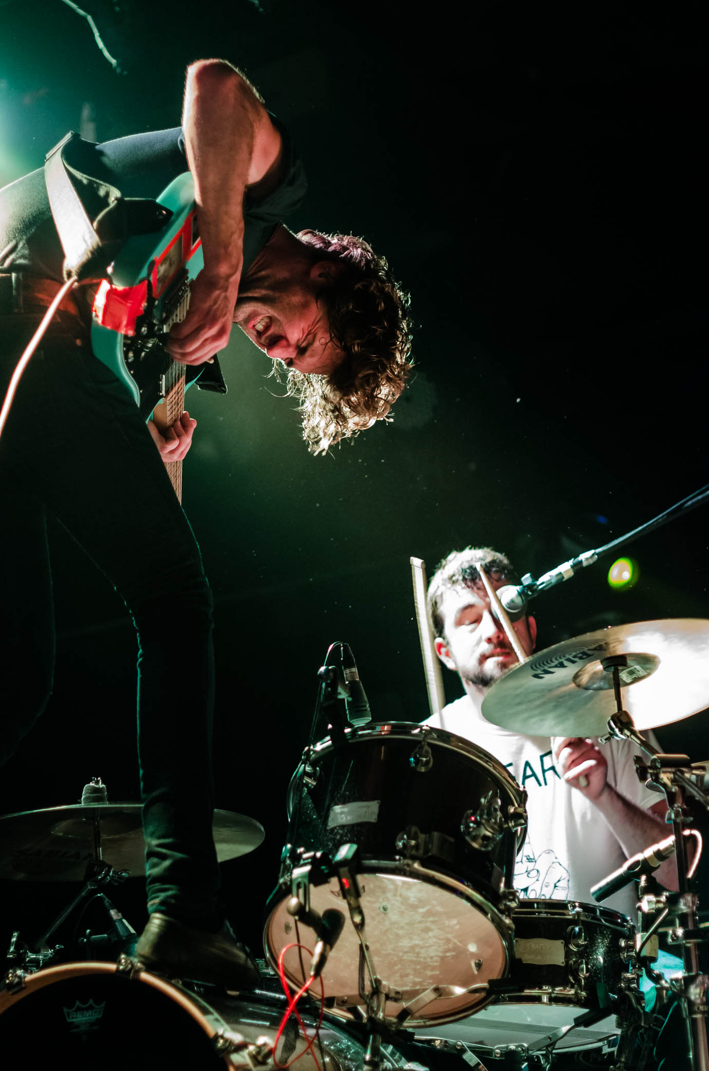 Japandroids @ The Wall