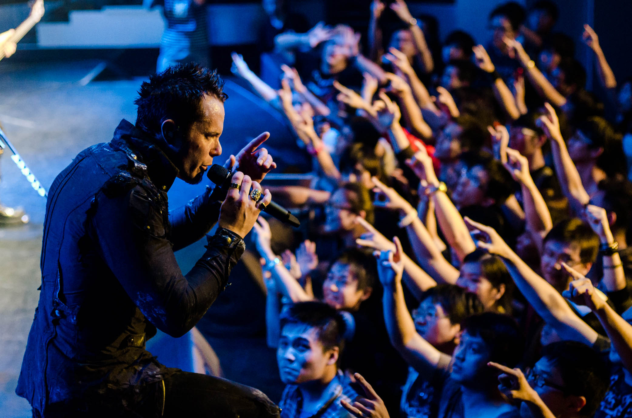Kamelot @ Taipei Youth Recreation Center